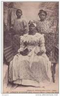 AFRIQUE SENEGAL DAKAR JEUNE FILLES ACOUSES CARTE 1919.CPA TRES BON ETAT - Senegal