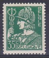 BELGIË - OBP - 1932 -  Nr 340 - MH* - 1932 Ceres En Mercurius