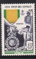 COTE DES SOMALIS N°284 N* - Côte Française Des Somalis (1894-1967)