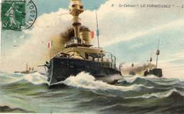 Bateau Cuirassé, Le Formidable - Warships