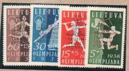 LITUANIE : TP N° 365A/365D * - Lituanie