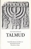 Reinhold MAYER - Der Babylonische Talmud - Judaïsme