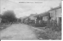 Bouxieres-aux-Bois , Route De Mazelay - France