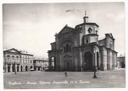 Voghera - Piazza Vittorio Emanuele II E Duomo - H235 - Pavia