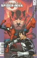 ULTIMATE SPIDERMAN N° 51 - JUIN 2007 - MARVEL FRANCE - PANINI COMICS - HEROS DES RUES - Magazines Et Périodiques