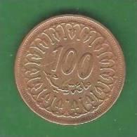 100  Dinar  TUNISIE  1993  (PRIX FIXE)  (BB9) - Tunisia