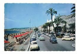 Voitures Tourisme  Promenade Des Anglais - Voitures De Tourisme