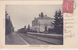 VILLEFAGNAN-la Gare - Villefagnan