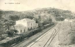 LODEVE - La Gare - Lodeve
