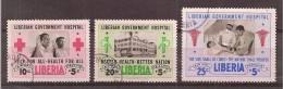 Liberia   Luchtpost  Y/T     73 / 75     (O) - Liberia