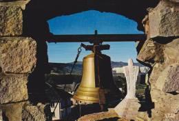CPSM FONT ROMEU 66 LE CHRIST ROI CLOCHES - Francia