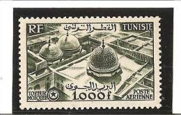 POSTE AERIENNE   VUES  N° 19 * Charnière - Tunisia (1888-1955)