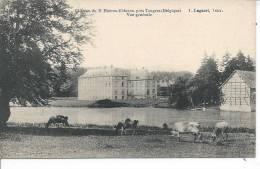 BELGIQUE - Château De S Heereb-Elderen Près De TONGRES - Vue Générale - Belgique