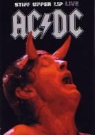 ACDC ))) STIFF UFFFER LIP LIVE - Concert Et Musique