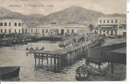 CAP VERT - Alfandega - S. Vicente - Cap Vert