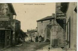 710  Dieulouard     Entrée Du Chateau - Dieulouard