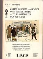 Catalogue Katalog  CPA Prentkaarten 1979 Rostenne 390 Pag - Livres