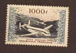 FRANCE PA 1954 N° 33 - 1927-1959 Used