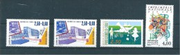 France Timbres De 1991 N°2688 A 2691  Neuf ** - Unused Stamps