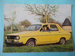 Renault : La R12 - PKW