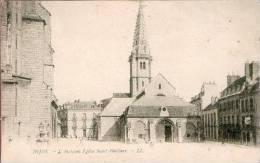 21 DIJON - L'ancienne église Saint Philibert - Dijon