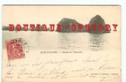 PRIX FIXE <  BAIE D'ALONG - Chenal De L'Hamelin - Edition Thanh Ba N° 61 - Cochinchine - Indo Chine  Vietnam - Viêt-Nam