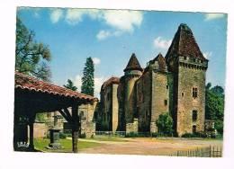 SAINT-JEAN-DE-COLE ( Dordogne ) Le Château De La Marthonie ..... - France