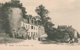 LAON - La Tour Penchée (animée) Dép02 - Laon