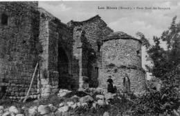 34- Les RIVES- Portes Nord Des Remparts-animée - Frankreich