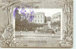 ALGERIE ALGER BELLE CARTE VOIR CACHET - Alger