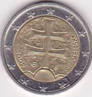 Pièce 2 Euros Slovaquie - SLOVENSKO - 2009 - Slovaquie