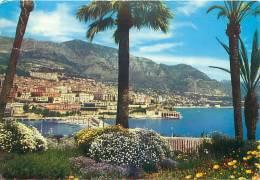 CPM - Principauté De MONACO - Vue Générale De MONTE-CARLO (Adia, OF-50) - Monaco