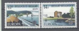 1977 Europa C.E.P.T. , Belgio , Serie Completa Nuova (**) - Europa-CEPT