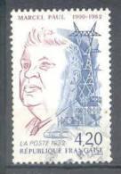 Marcel Paul N°2777 - Frankreich