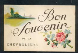 4846 - 44 - Bon Souvenir De LA CHEVROLIERE - France