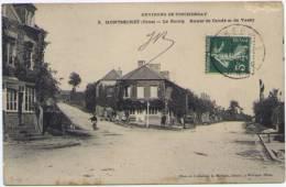 61 Montsecret - Le Bourg - Route De Condé Et De Vassy - France
