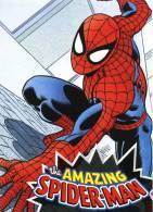 """Entier Postal De 2007 Sur Carte Postale Avec Timbre Et Illustration """"The Amazing Spider-Man"""" - Postal Stationery"""