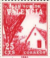 Plan Sur De Valencia 03 ** Barraca 1964 - 1931-Hoy: 2ª República - ... Juan Carlos I
