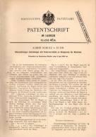 Original Patentschrift - A. Schulz In Eutin , 1902 , Genickbügel Für Rindvieh , Rinder , Landwirtschaft !!! - Historische Dokumente