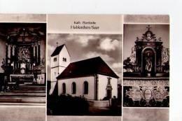ALLEMAGNE - Kath. Pfarrkirche - Habkirchen/Saar - Kirchenschiff - Rudolphsaltar In Der St Anna Kapelle - Allemagne