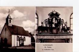 ALLEMAGNE - Wallfahrtskapelle St Anna In Habkirchen-Saar - Allemagne
