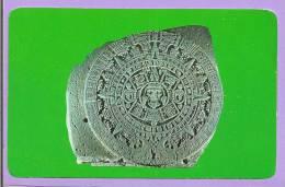 Mexique - MEXICO - Calendario Azteca O Piedra Del Sol - Museo Nacional De Antropologia - Messico