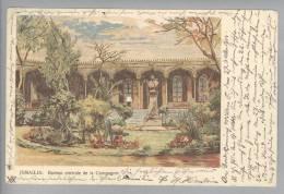 Ägypten JSMAILIA Isma'ilia 1908-10-28 LItho - Egypte