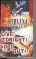Nirvana °°°°°° Live Tonight Sold Out - Concert Et Musique