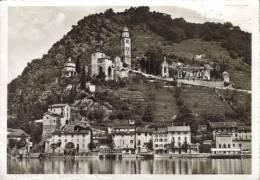 CPSM MORCOTE (Suisse-Tessin) - Vue Générale - TI Tessin