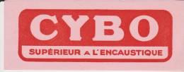 Buvard Cybo - Buvards, Protège-cahiers Illustrés