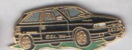 Auto Opel Astra GSI , En EGF - Opel