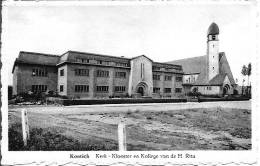 Kontich 4: Kerk-Klooster En Kollege Van De H. Rita - Kontich
