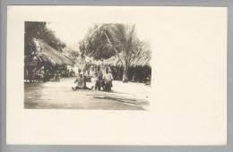 Tanzania Ripatimu Kwira 1928-12-11 Privatfoto Vorbereitung Zur Ngoina - Tanzanie