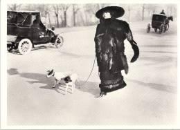 Jacques Henri LARTIQUE  - PARIS Avenue Du Bois De Boulogne 15 Janvier 1911 - Otros Fotógrafos